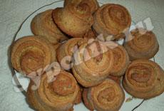 Десерты рецепты с фото - Печенье на сметане