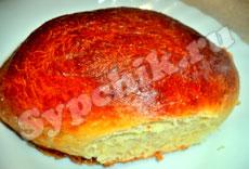 Выпечка - Пироги с картошкой