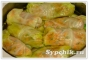 Голубцы с картофелем и гречкой