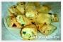 Рулет из лаваша с картошкой и зеленым луком