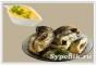 Рыба отварная под яично масляным соусом