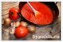 Томатные соусы
