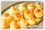 Запеченый протертый картофель